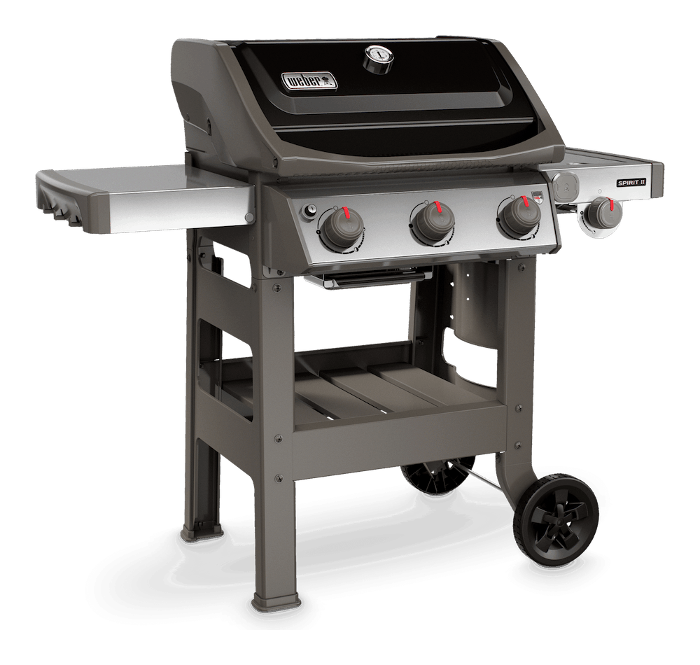 Spirit II E-320 Gas Grill View
