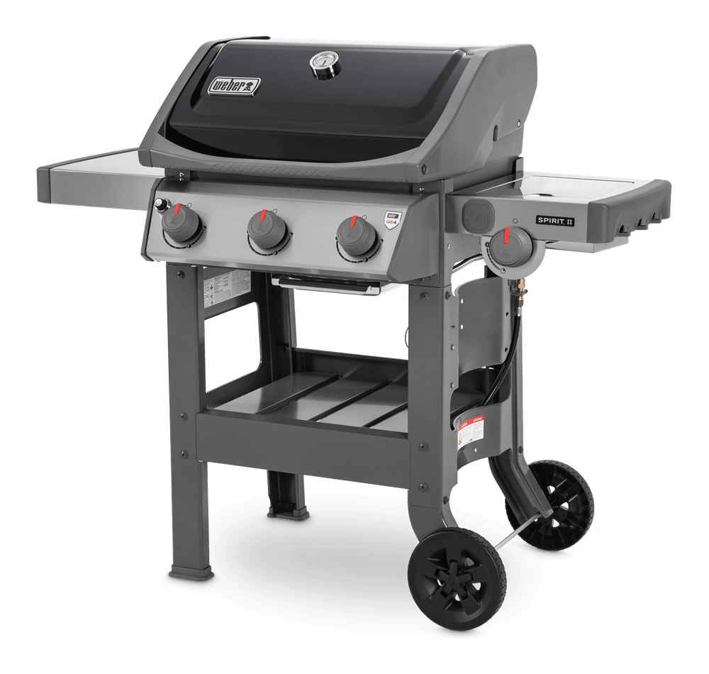 Spirit II E-320 GBS Gas Barbecue View