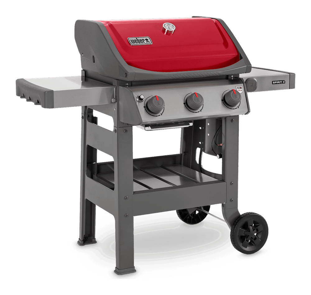 Spirit II E-310 Gas Grill View