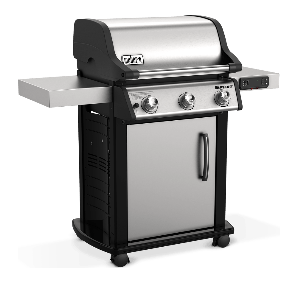 Spirit SX-315 Smart Grill  View