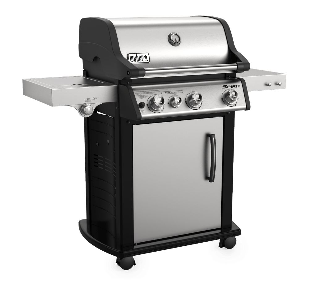 Spirit SP-335 Gas Grill View