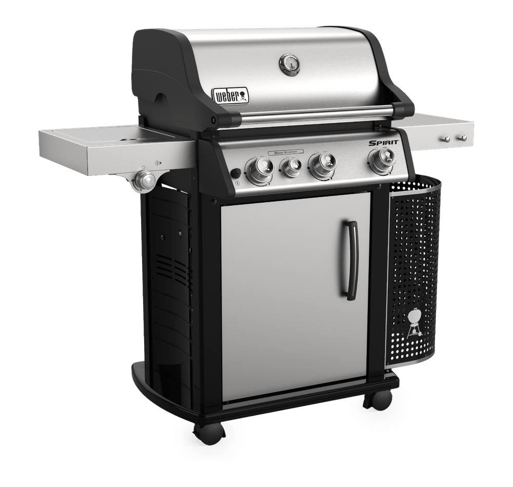 Barbacoa de gas Spirit Premium SP-335 GBS  View