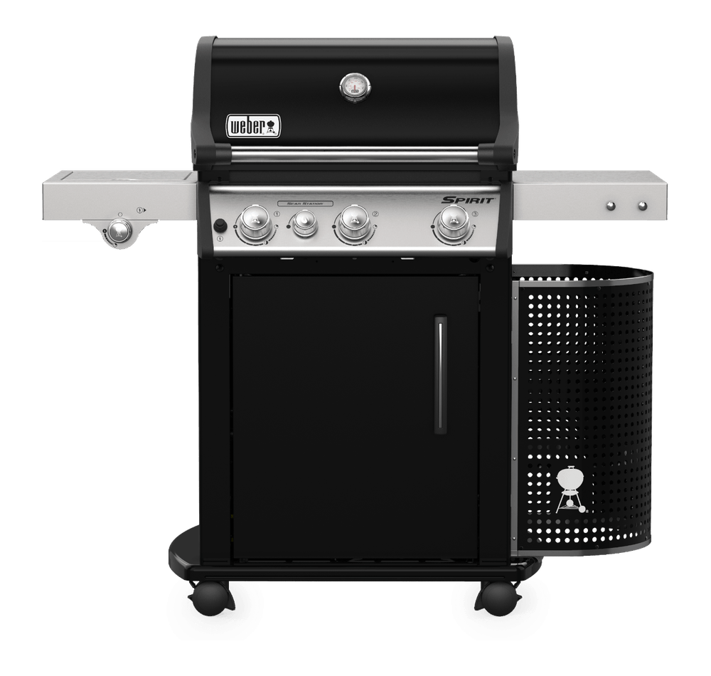 Barbacoa de gas Spirit Premium EP-335 GBS View