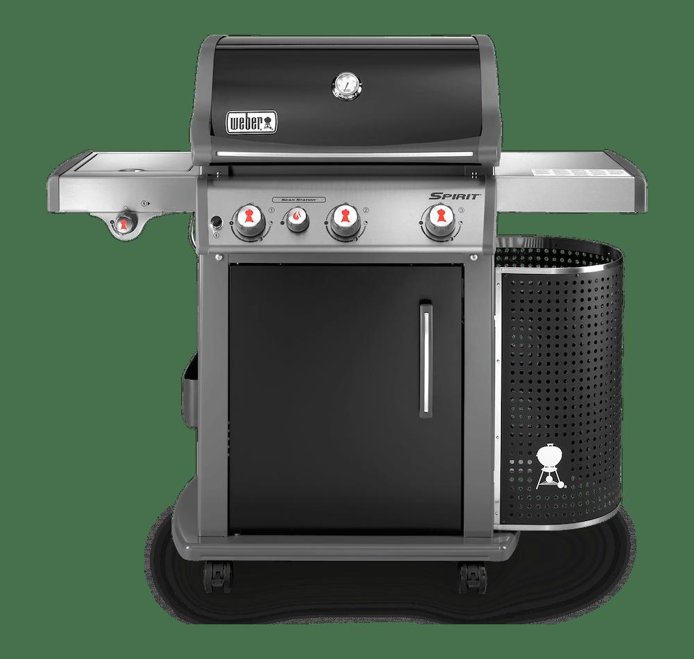 Spirit Premium E-330 GBS – Gasgrill View