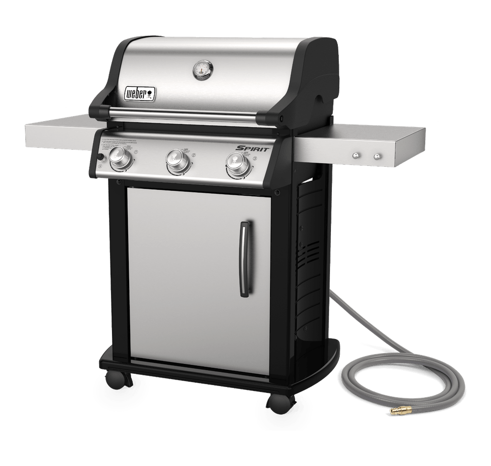 Spirit S-315 Gas Grill (Natural Gas) View