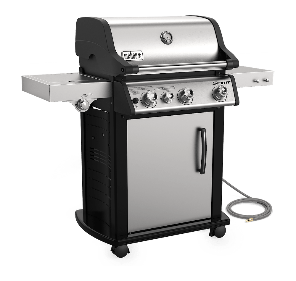 Spirit SP-335 Gas Grill (Natural Gas) View