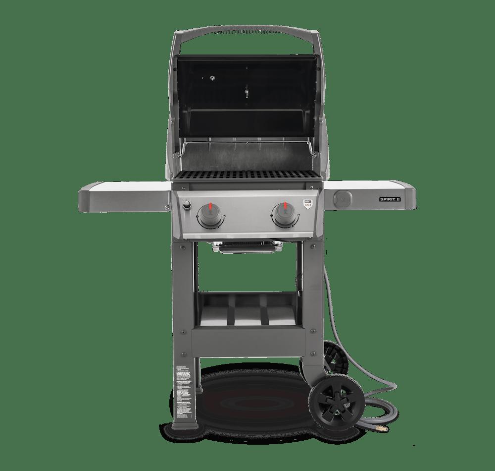 Barbecue au gaz Spirit II E-210 (gaz naturel) View