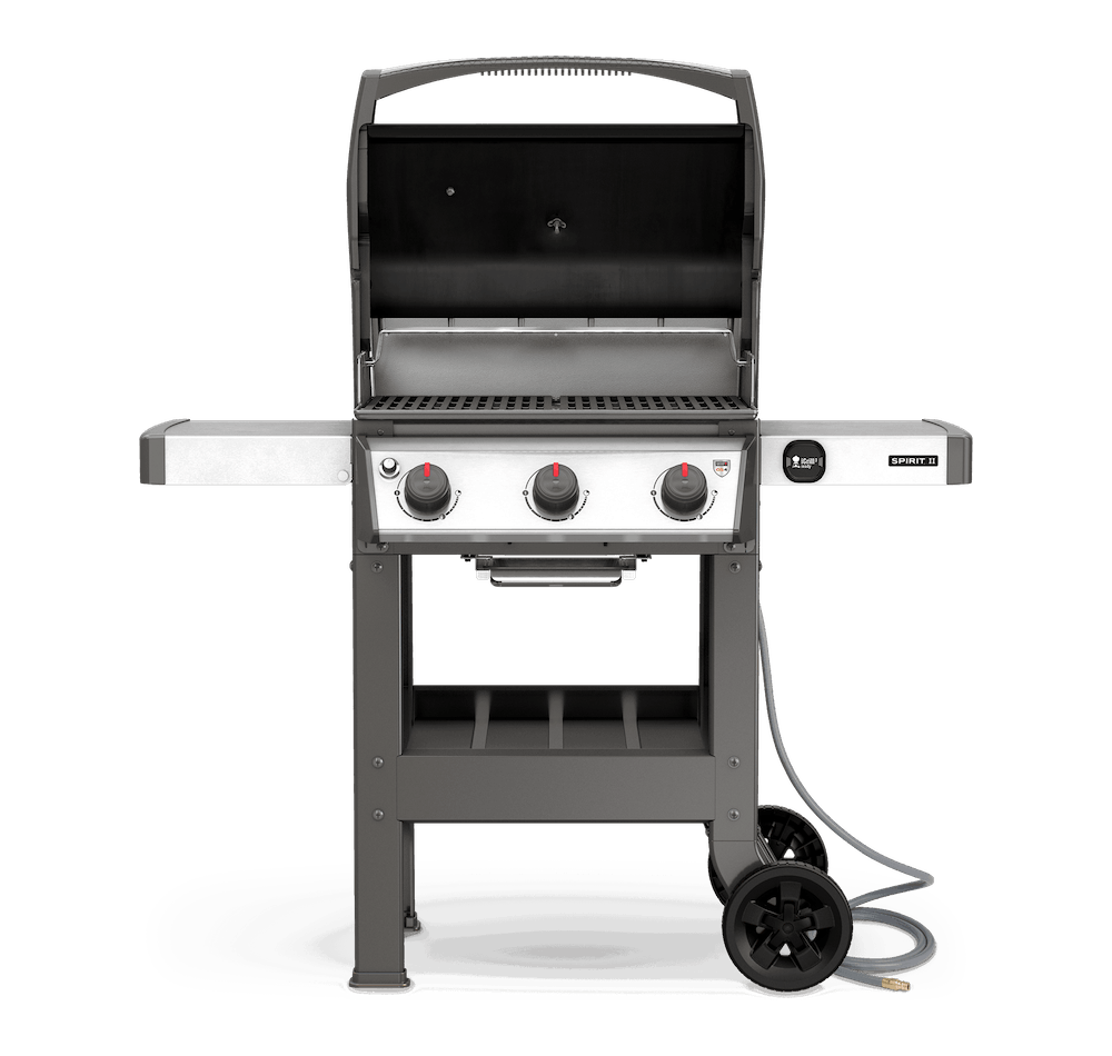 Spirit II E-310 Gas Grill (Natural Gas) image 4