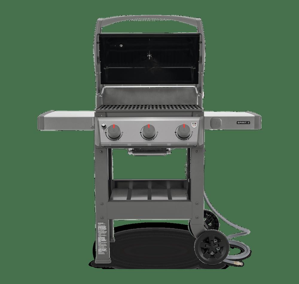 Barbecue au gaz Spirit II E-310 (gaz naturel) View