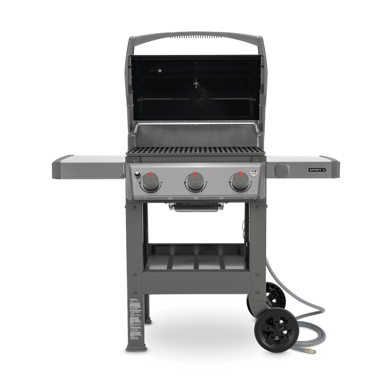 Spirit II E-310 Gas Grill (Natural Gas) image number 3