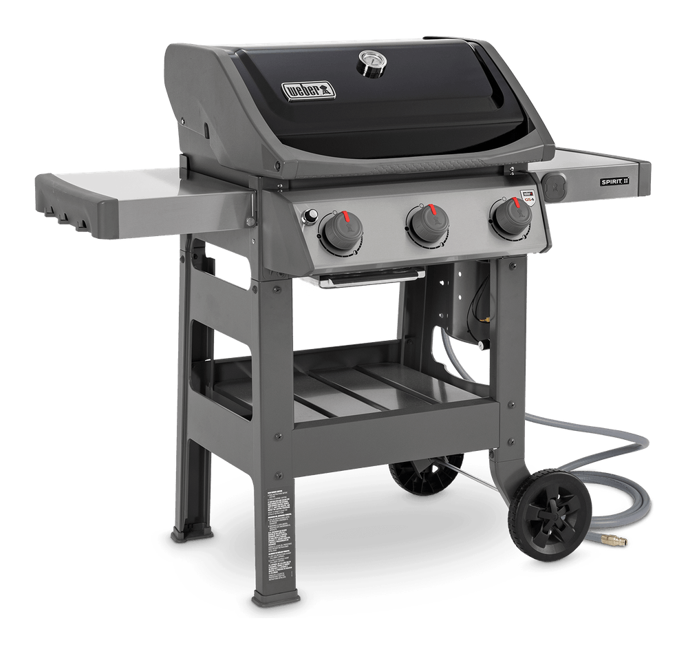 Spirit II E-310 Gas Grill (Natural Gas) View