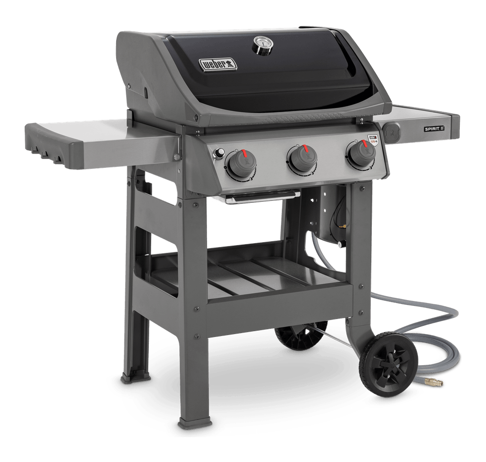 Spirit II E-310 Gas Barbecue (Natural Gas) View