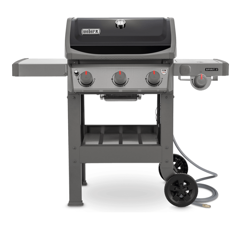 Spirit II E-320 Gas Barbecue (Natural Gas) View