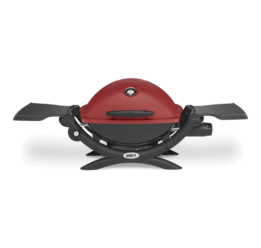 Weber® Q 1250 Gas Grill View