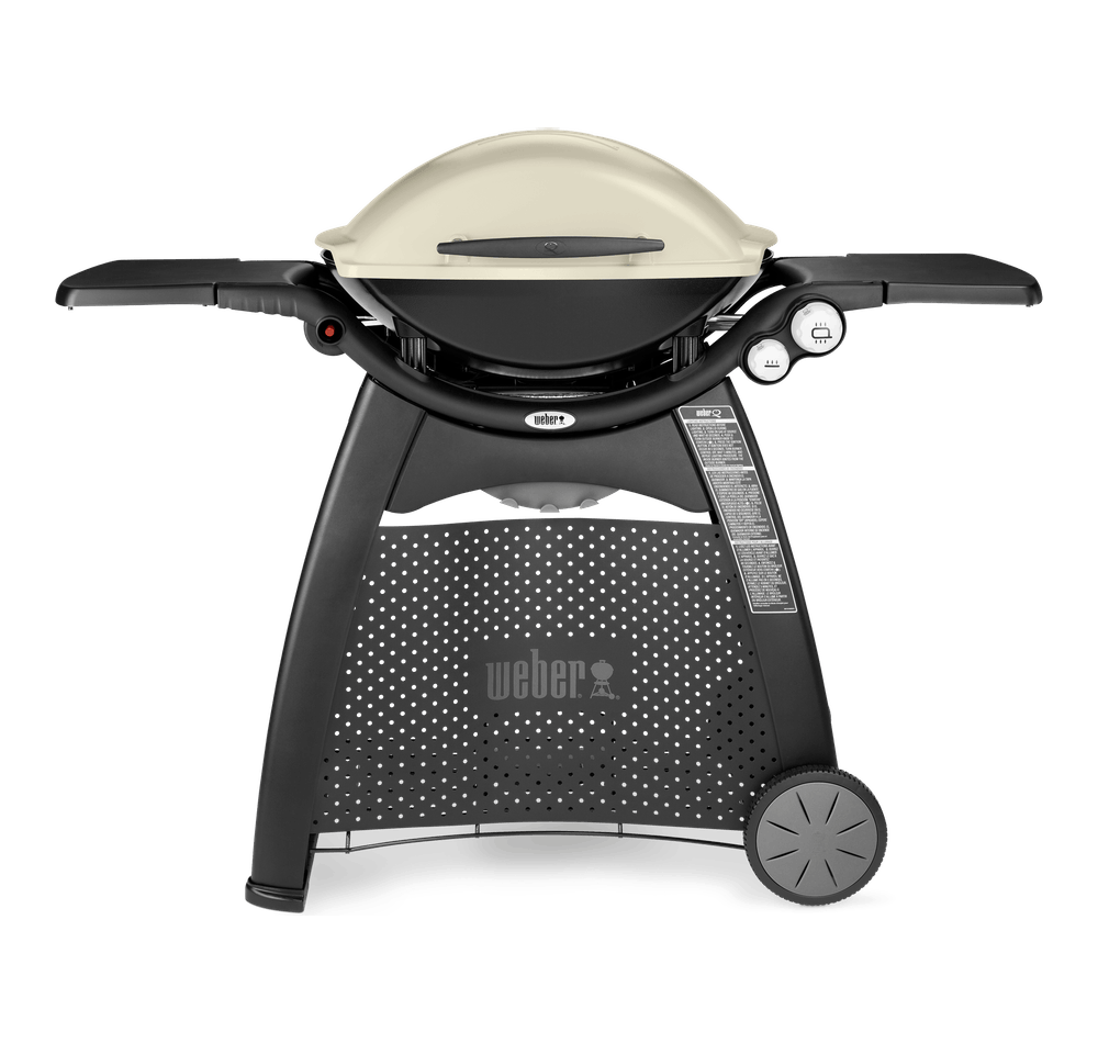 Weber® Family Q (Q3100) Gas Barbecue (LPG) View
