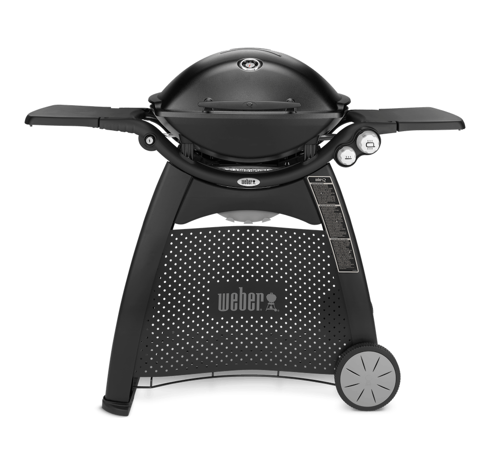 Weber® Family Q Premium (Q3200) Gas Barbecue (LPG) View