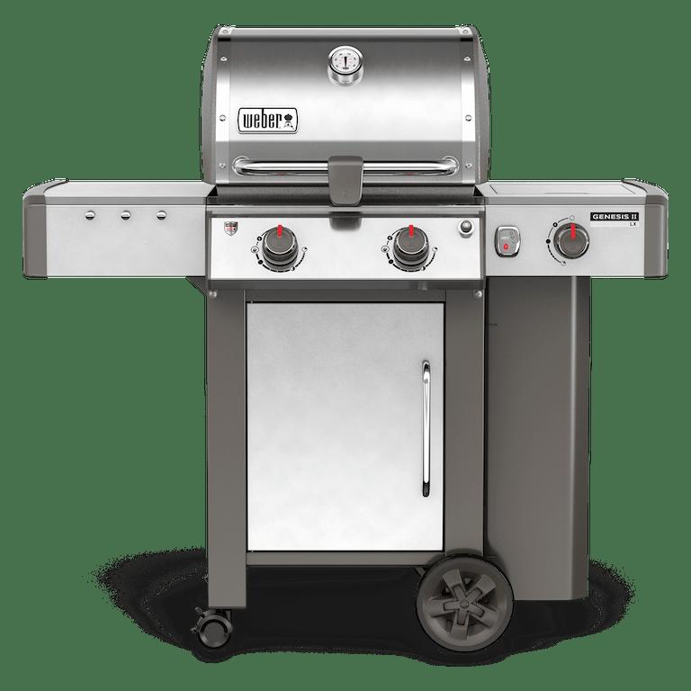 Asador de gas Genesis® II LX S-240