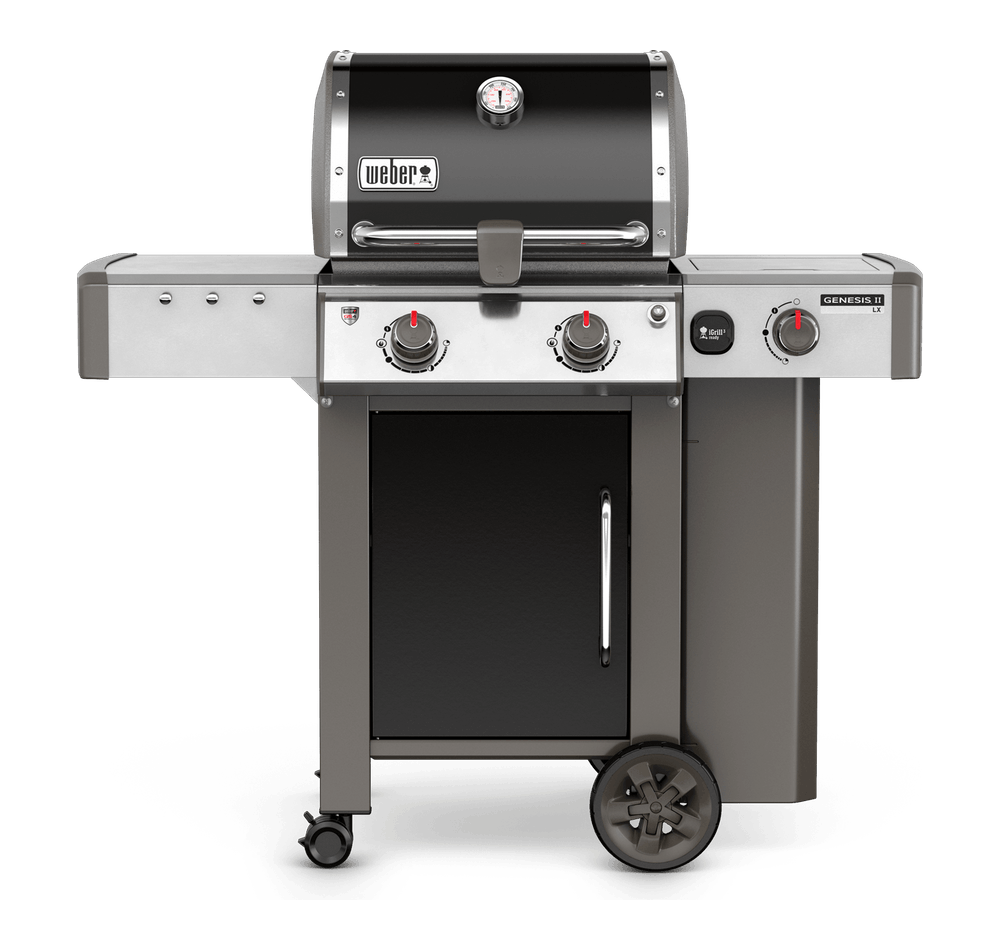 Barbecue a gas Genesis® II LX E-240 GBS View