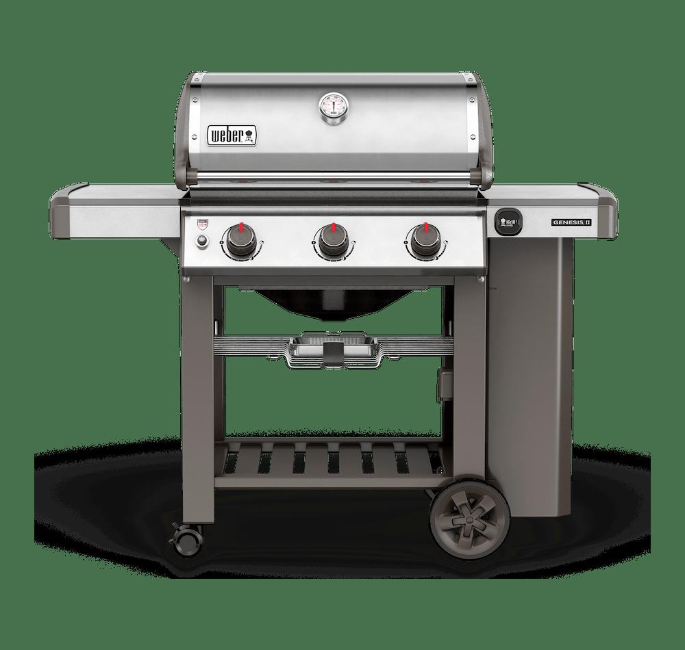 Genesis® II S-310 GBS – Gasgrill View