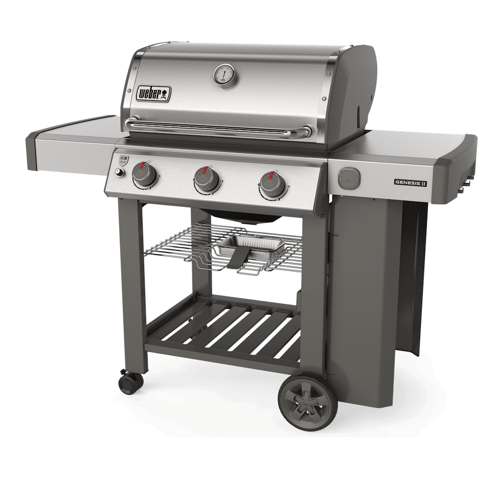 Genesis® II S-310 Gas Grill View
