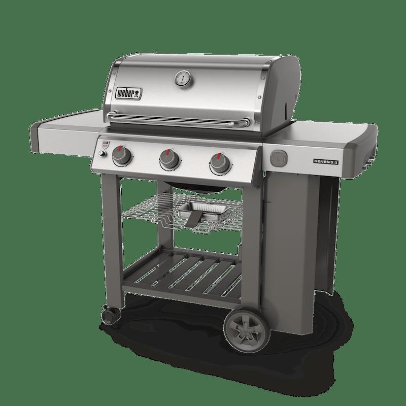 Genesis® II S-310 Gas Grill image number 1