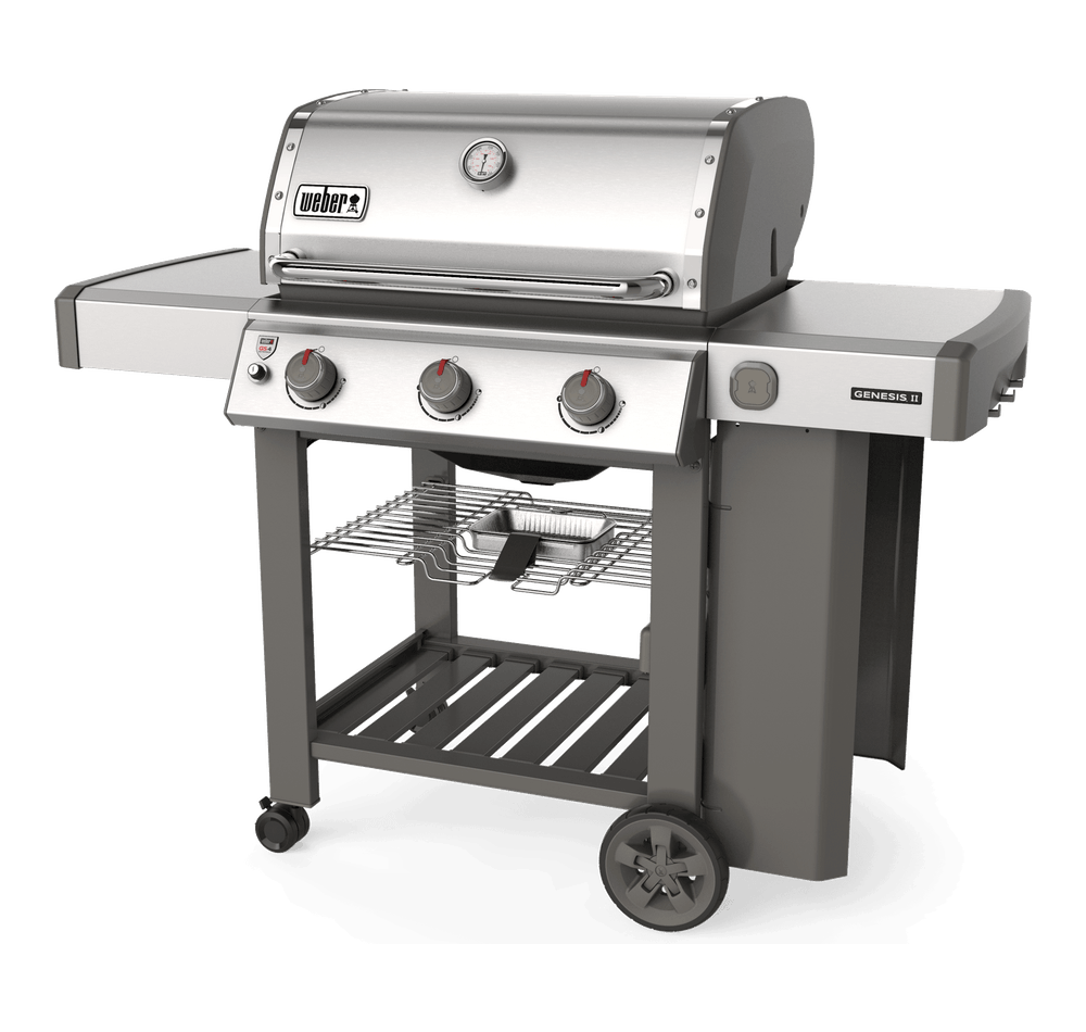 Genesis® II S-310 GBS Gas Barbecue View