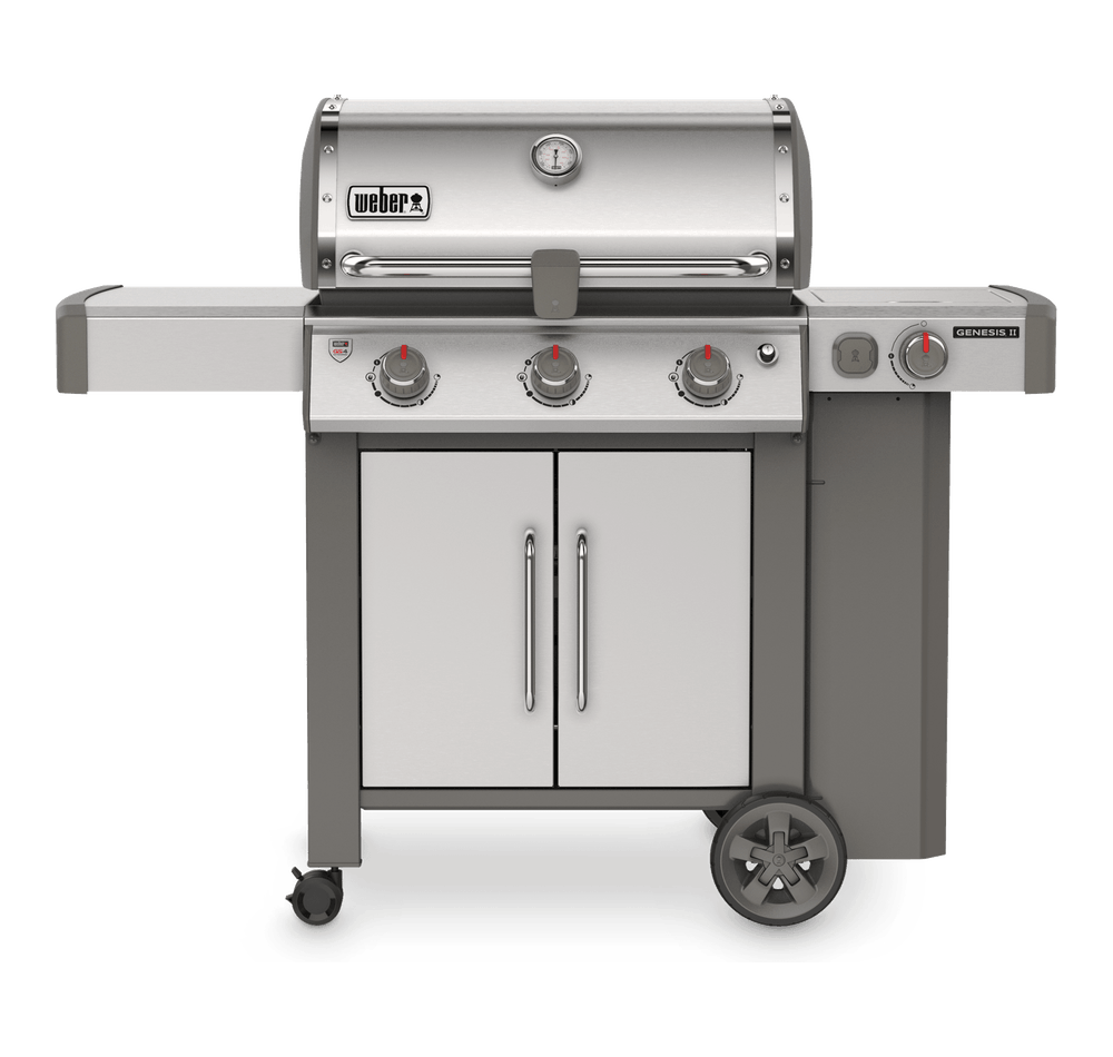 Genesis® II S-355 GBS Gas Grill View