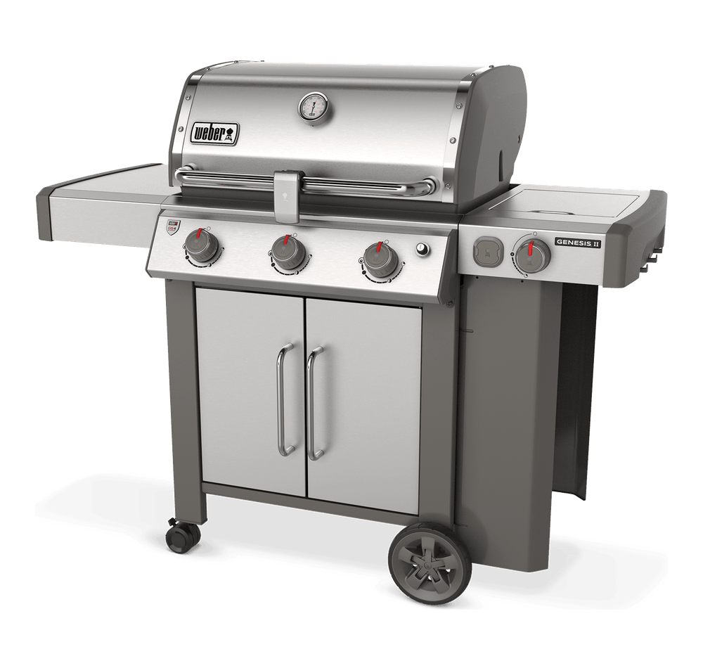 Genesis® II S-355 Gas Barbecue View