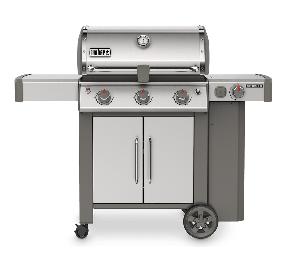Genesis® II S-355 Gas Barbecue (LPG) View