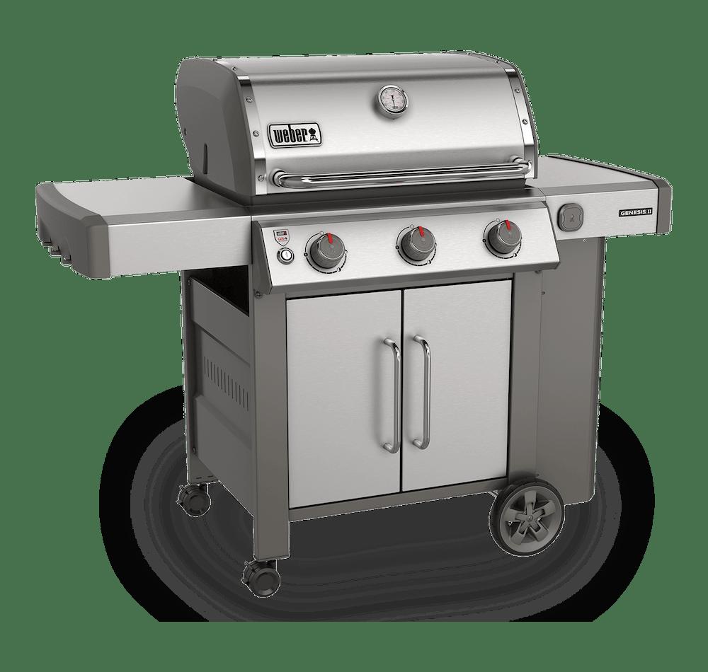 Genesis® II S-315 Gas Barbecue (LPG) View