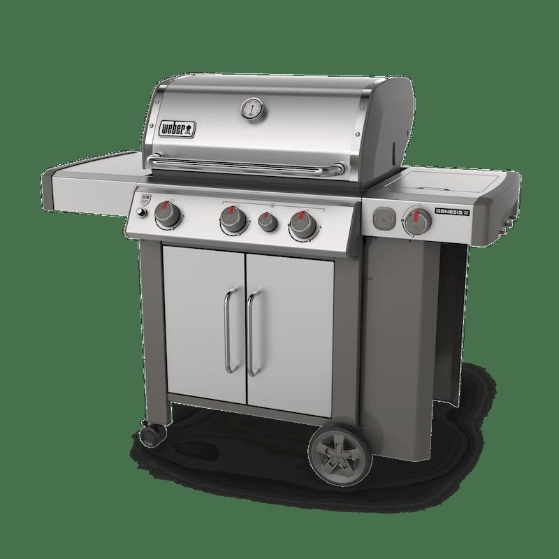 Genesis® II S-335 Gas Grill image number 1