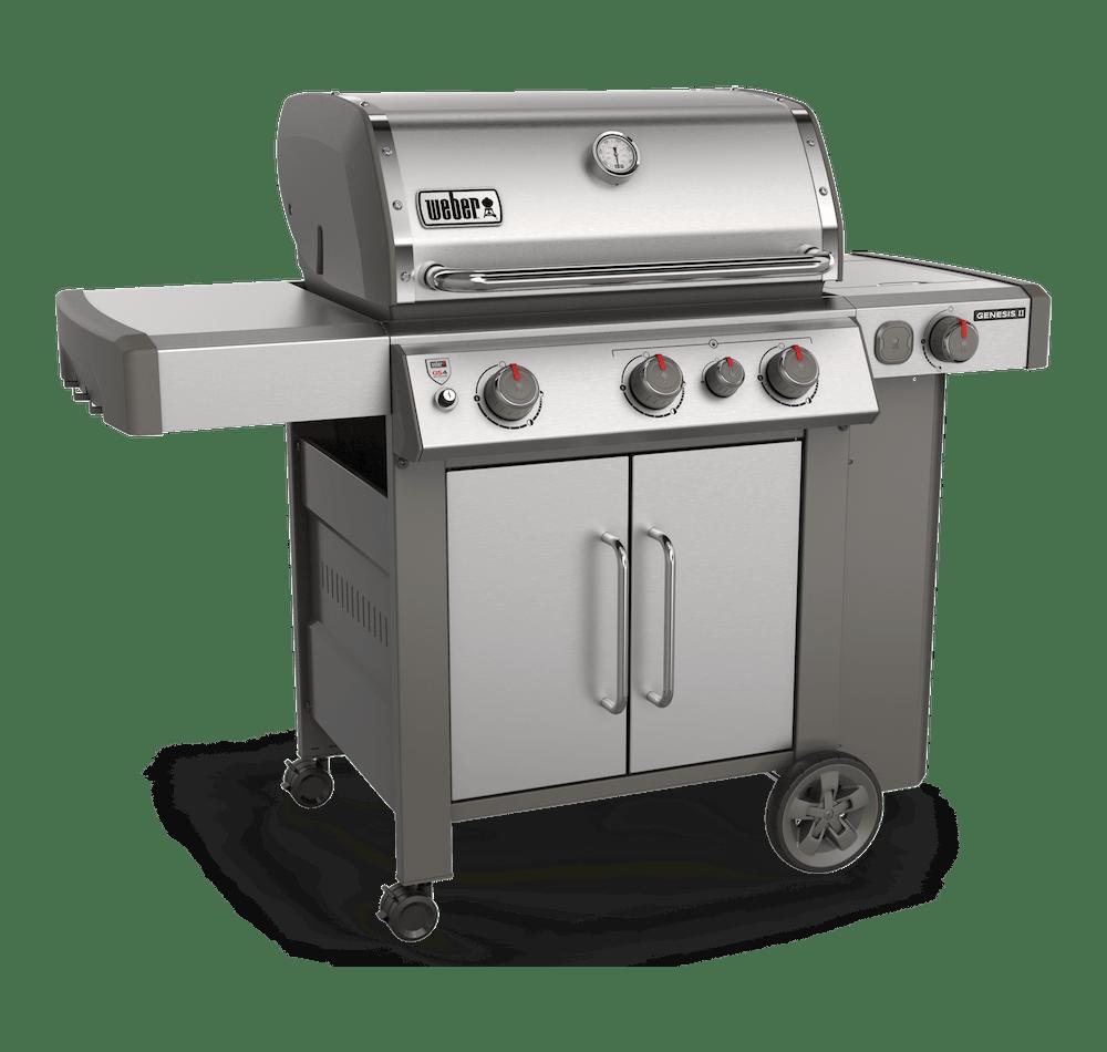 Genesis® II S-335 Gas Grill  image 4