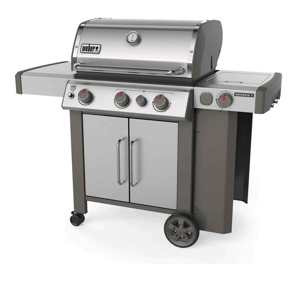 Genesis® II SP-335 GBS Gas Barbecue  image 2