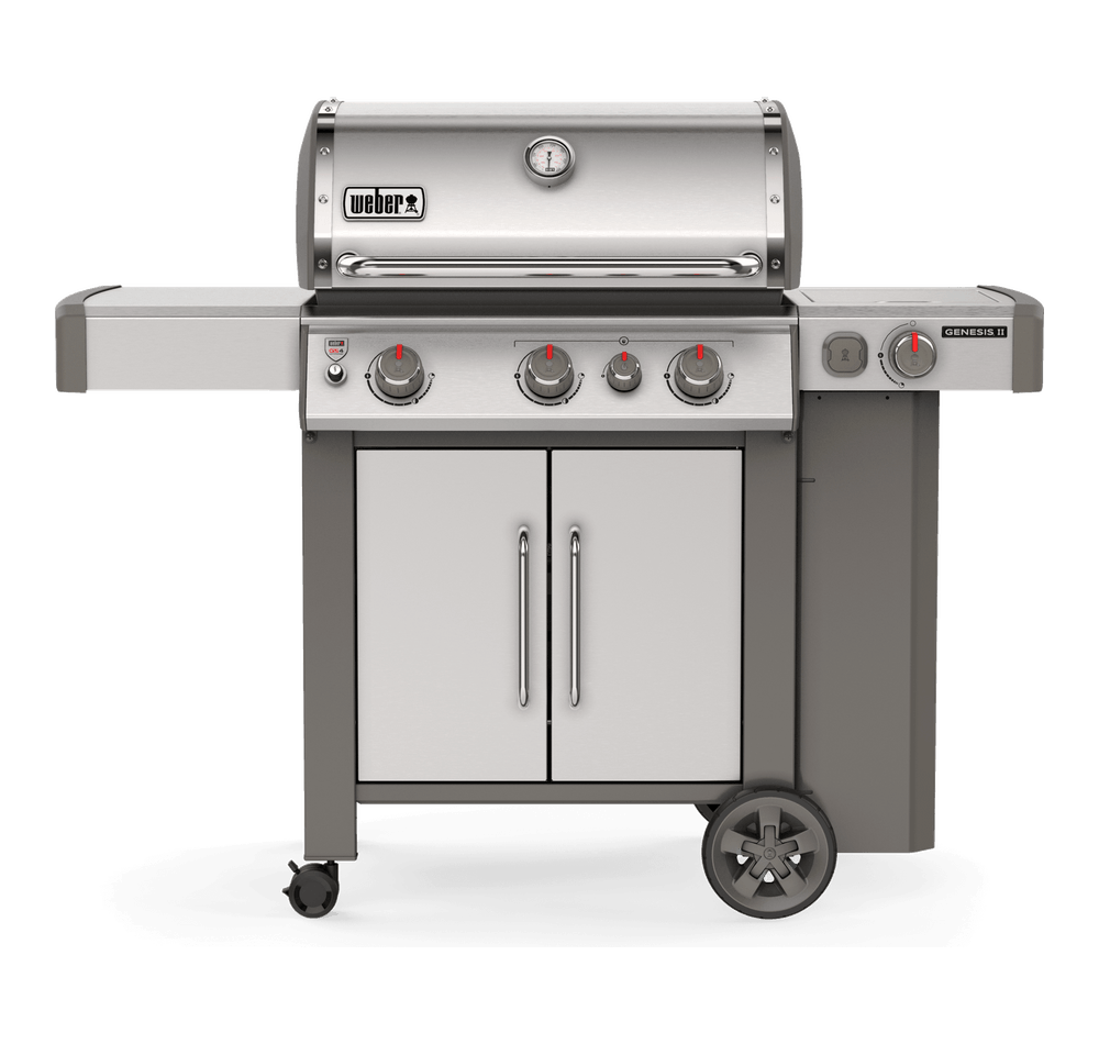 Genesis® II SP-335 GBS Gas Barbecue  View