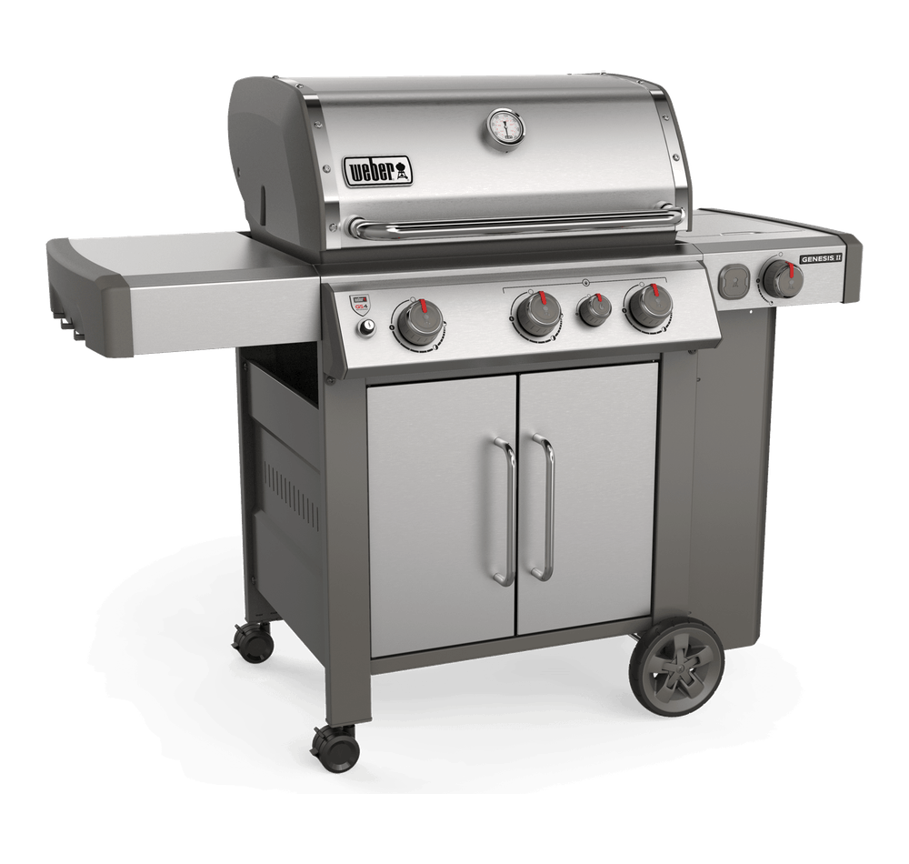 Barbacoa de gas Genesis® II SP-335 GBS  View