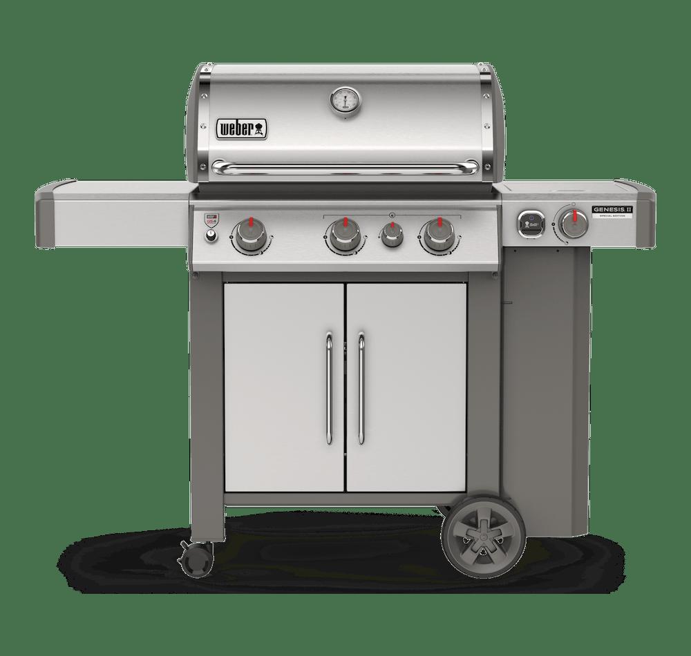 Barbecue au gaz GenesisᴹᴰIICSS-335  View