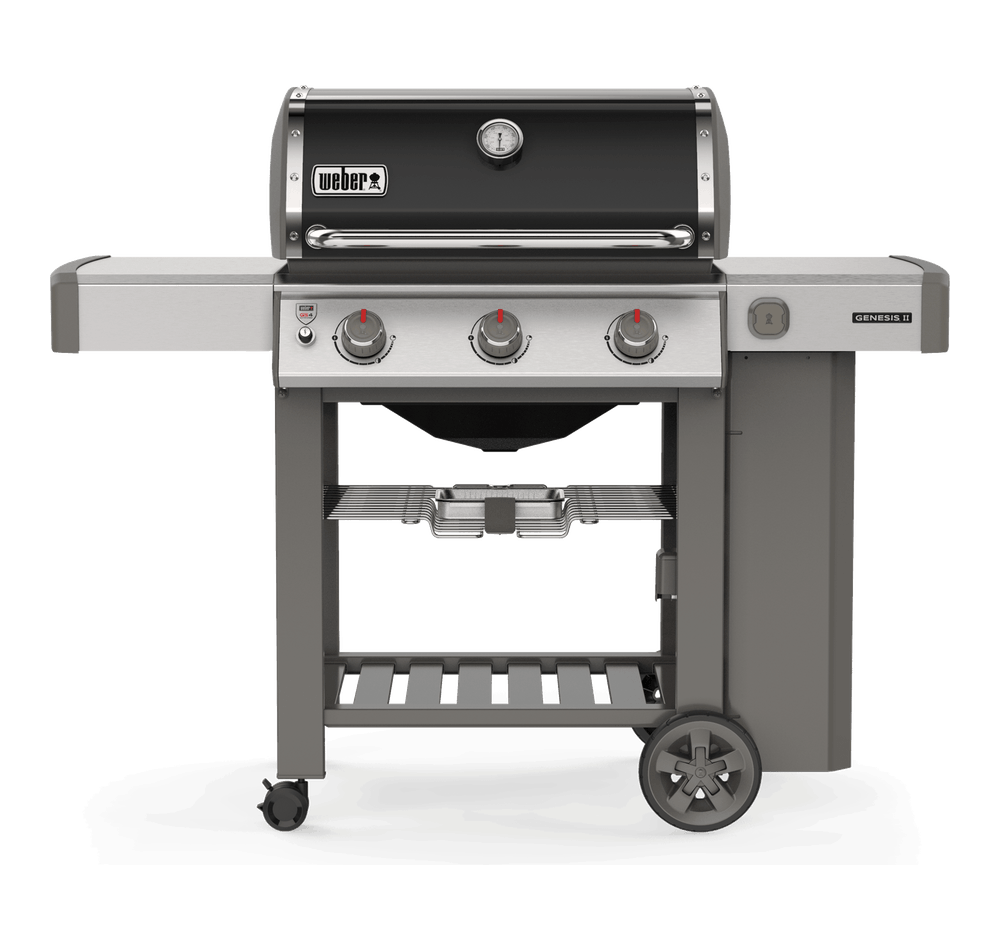 Asador de gas Genesis® II E-310 View