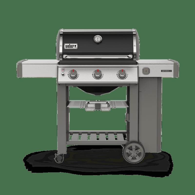 Genesis Ii E 310 Gas Grill Genesis Ii Series Gas Grills Weber Grills