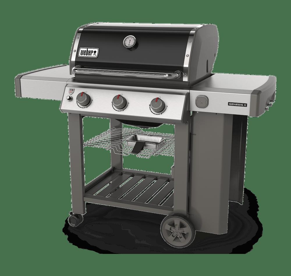 Barbacoa de gas Genesis® II E-310 GBS View