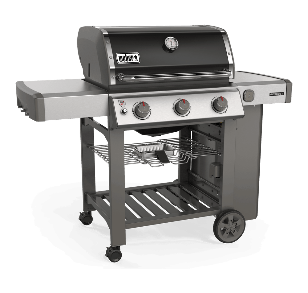 Genesis® II E-310 GBS Gas Barbecue View