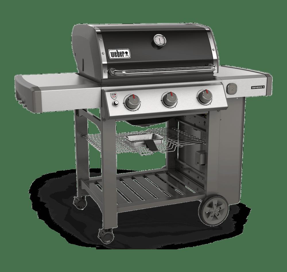 Genesis® II E-310 GBS Gas Barbecue View