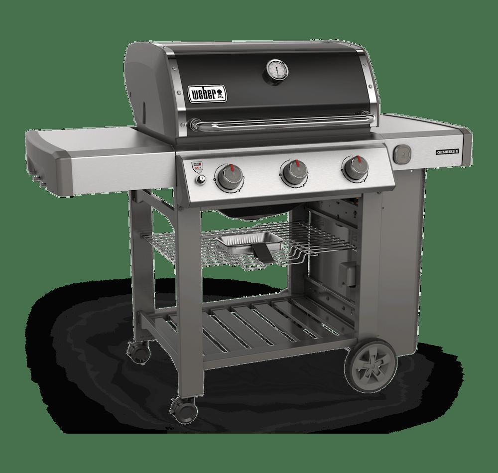 Genesis® II E-310 GBS Gas Grill View