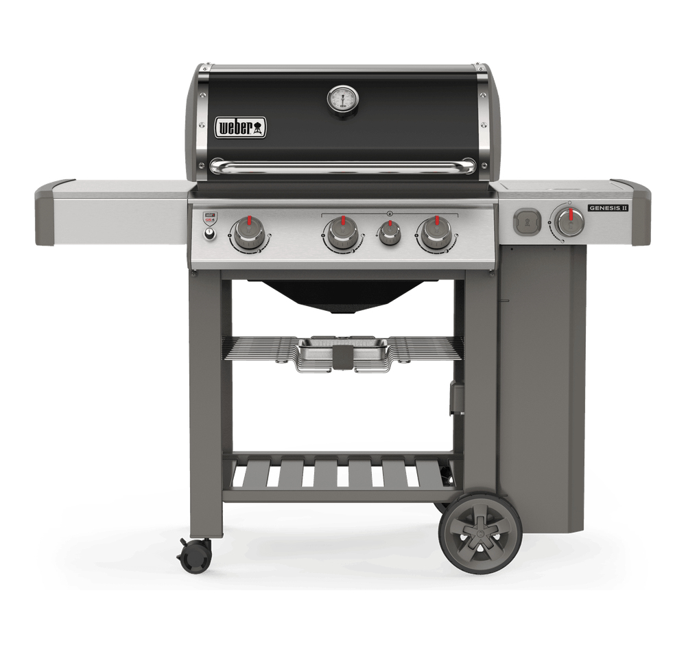 Genesis® II E-330 GBS Gas Barbecue View
