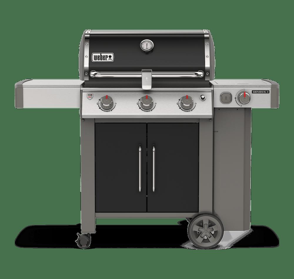 Genesis® II E-355 Gas Barbecue (LPG) View
