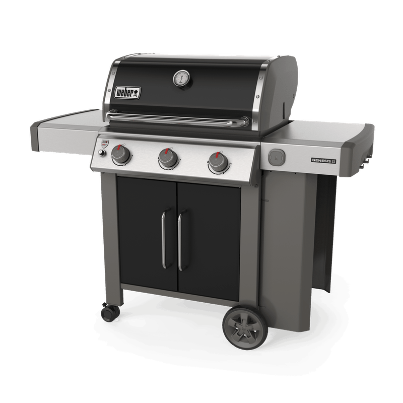 Genesis® II E-315 Gas Grill image number 1