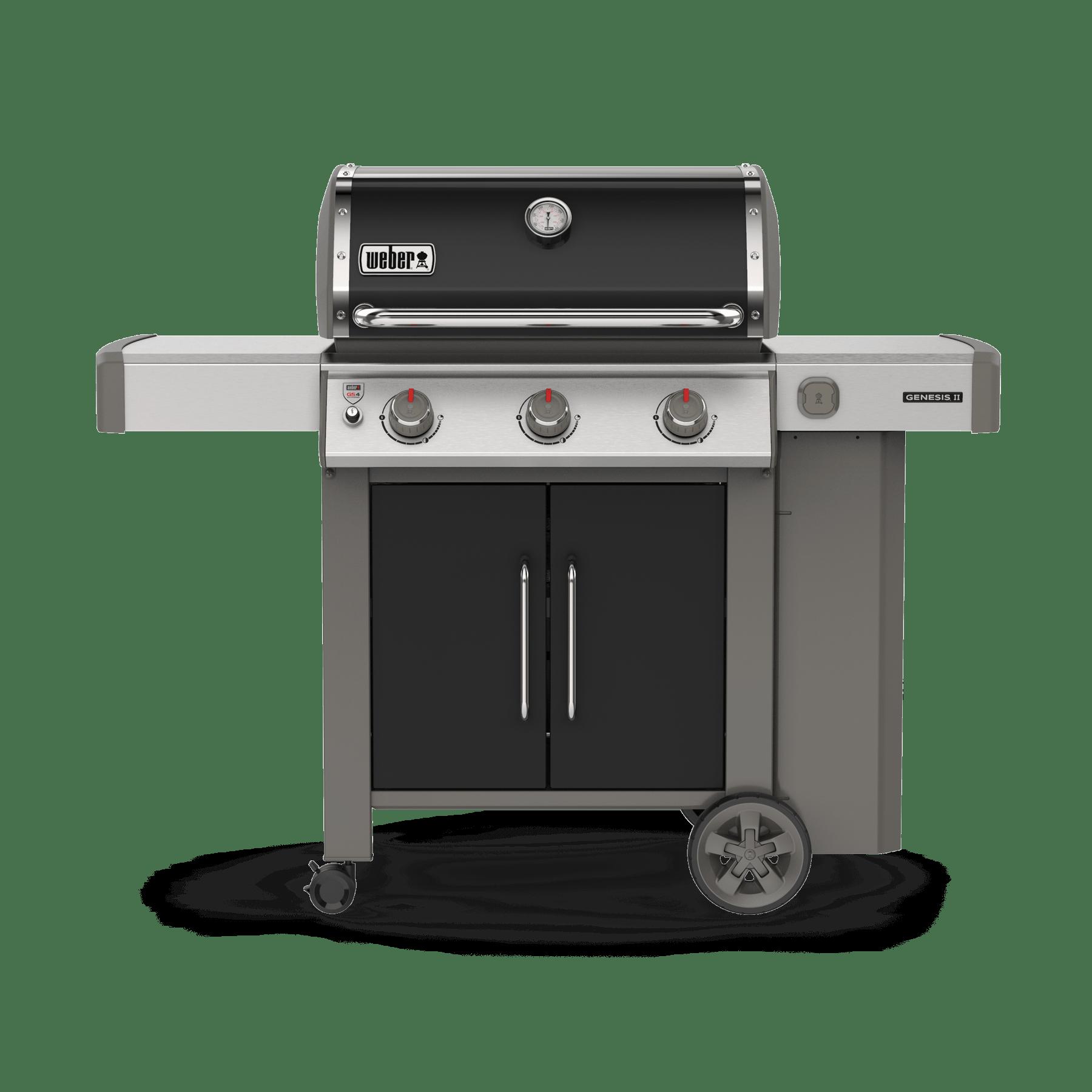 Plynový gril Genesis® II E-315 GBS