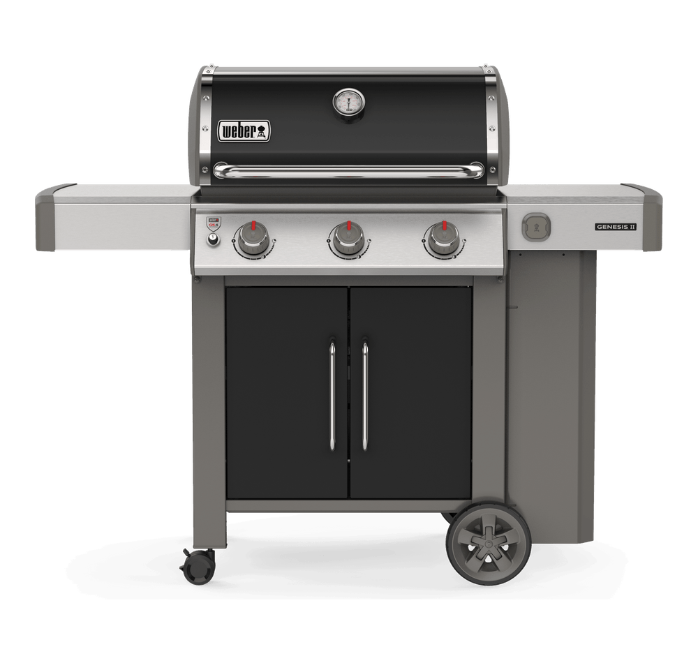 Genesis® II E-315 GBS Gas Barbecue View