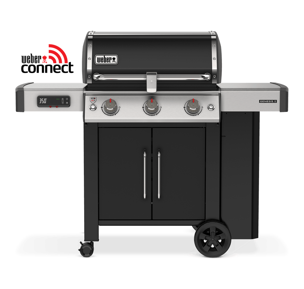 Genesis II EX-315 Smart Grill  View