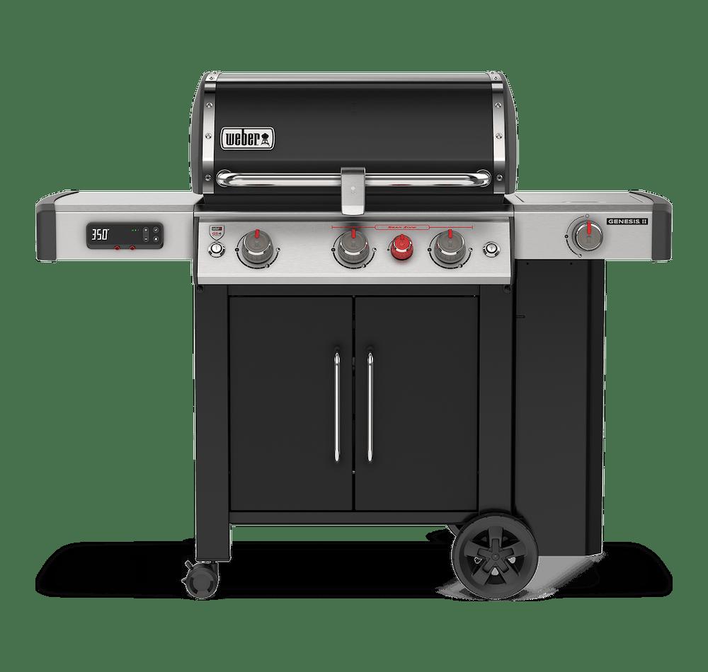 Barbecue connecté GenesisIIEX-335 View