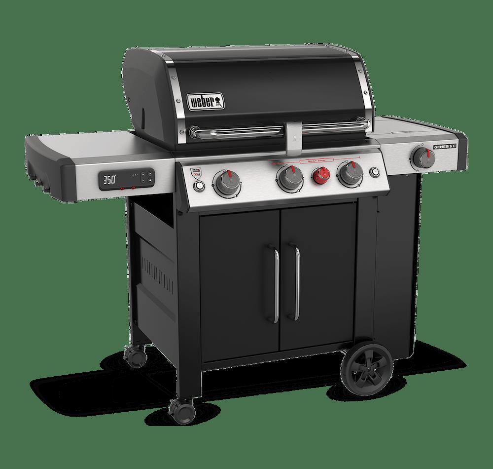 Genesis II EX-335 Smart Grill View